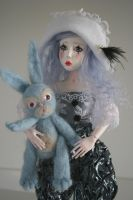 BJD Noa and Robert 02 by alaskabody-dolls