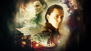 Loki - Breaking inside by LissVelaskes