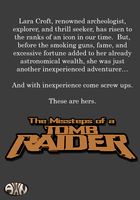The Missteps of a Tomb Raider: Intro by awittyname
