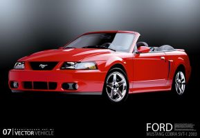 Ford Mustang by deepsign