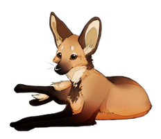 Maned Woof by Miimichi