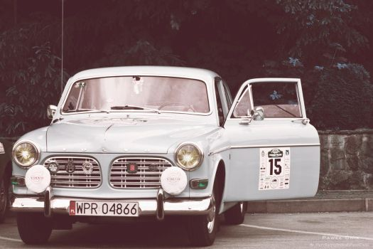 Volvo Amazon Sedan '66 by pawelsky