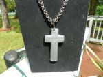 One of the Newer cross's on a chain by ydoc16