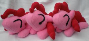 Pile of Pinkies! (My Little Pony) by PonyPlushiesAreMagic
