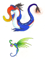Creatures For Linkaton by Ultralee0