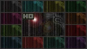 Kali Linux Full Color Set by Zerox Project - HD by ZeroxProject
