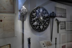 Decorative Sword and Shield by Beef-Stock