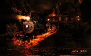 Hell Train by blindguard