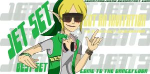 JET SET / BEN Drowned by SumatraDjVero