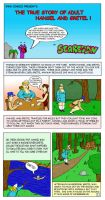 Adult Hansel and Gretel - Page 1 by ScareGlow