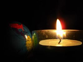 Earth Hour 2010 by Abaksigan