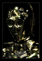 Star Wars Exhibit C3PO by Shadrak