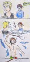 The War for Pasta: Part 5 by mofurgi