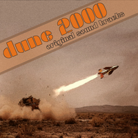 Dune 2000 OST CD cover by Pasteljam