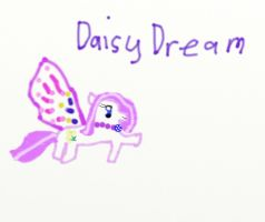 Daisy Dreams by FluttershyPony4444