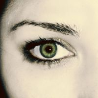 With Your Vampire Eyes by colleenchiquita