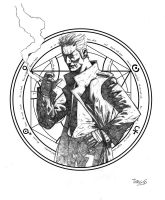 Hellblazer by Torgos
