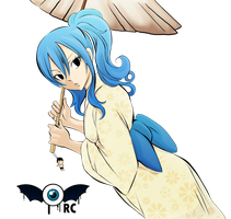 Juvia Loxar by retinascrew