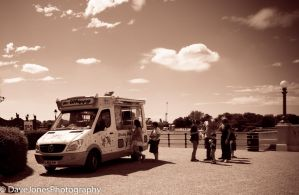 Southport Icecream by DaveJones-Photograpy
