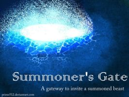 summoner's gate by prime512