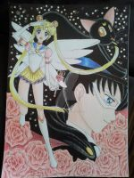 Sailor Moon by animatiSoulFire