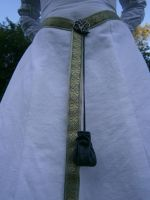 Medieval dress - belt by Vinterperle
