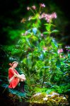 Arrietty loves nature by Bewitchedrune