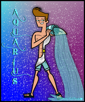 TDPI Zodiacs- Topher as Aquarius by Galactic-Red-Beauty
