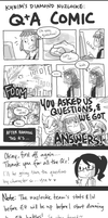 Nuzlocke Diamond: Q+A Comic by ky-nim