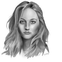 Realism practice by SavvyBanani
