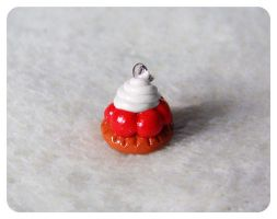 Cake Charm by cats-aint-waterproof