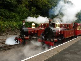 Kissack and Loch at Douglas by rh281285