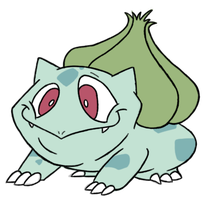001 - Bulbasaur by Winter-Freak