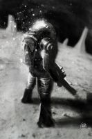 Moon Soldier by feeesh