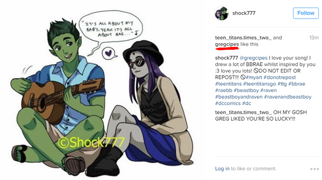 Greg Cipes !!!!!! by shock777