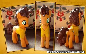 Custom Pony: Cheese Sandwich by HeyLookASign