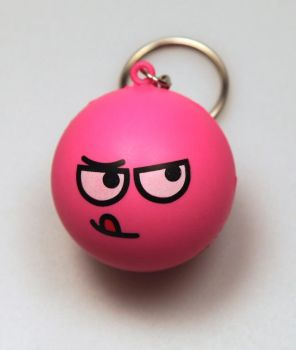 :horny: Stress Ball Keychain by deviantWEAR