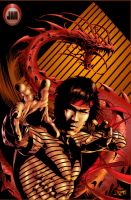 Bruce_Lee by JANSSEM