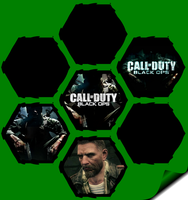 Call of Duty Black Ops by WE4PONX