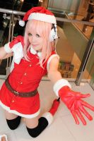 Christmas Sonico 2 by neiyukina