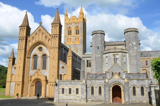 Buckfast Abbey by Irondoors