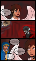 Miracle Feathers page 79 by Aileen-Rose