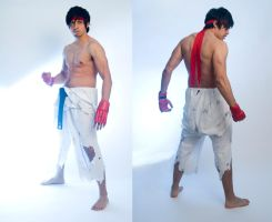 Ryu - Alternate Costume by jpzilla
