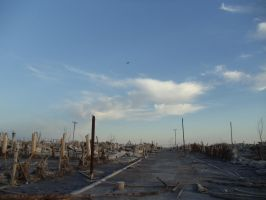 Villa Epecuen - 16 by Negros