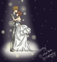 .::Happy Five-Month Anniversary::. by Scoric