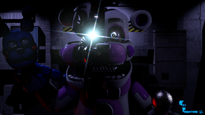 [SFM FNAF] Well Hello In There! by SkyProductions12