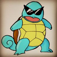 Squirtle squad! by Rennis05