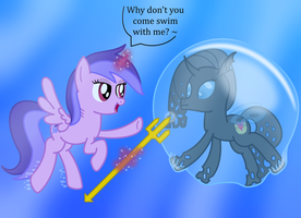 Don't dive too deep... by BladeDragoon7575