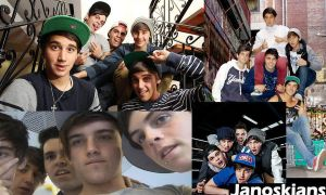 The Janoskians! by HostclubEmy