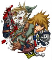 Sora Link Final Color by PeppstaR